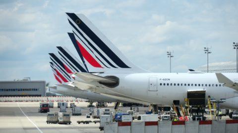 Infographie #37 – Service à bord Air France pour l'été 2021
