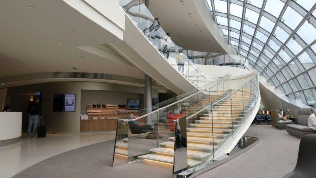 Air France inaugure son nouveau salon au terminal 2F de Paris Charles de Gaulle