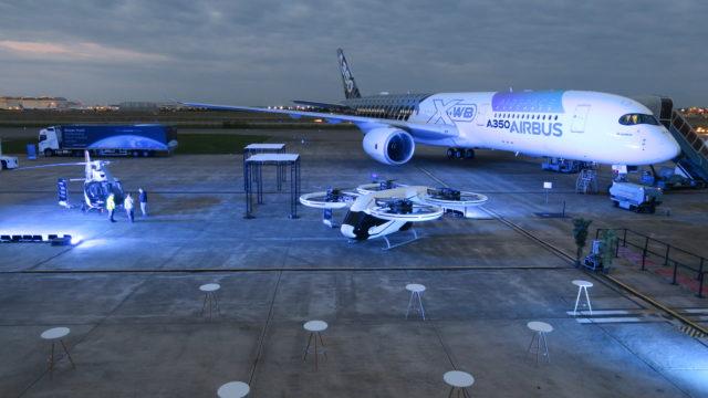 Airbus et ses partenaires sont pionnières pour une aviation plus durable
