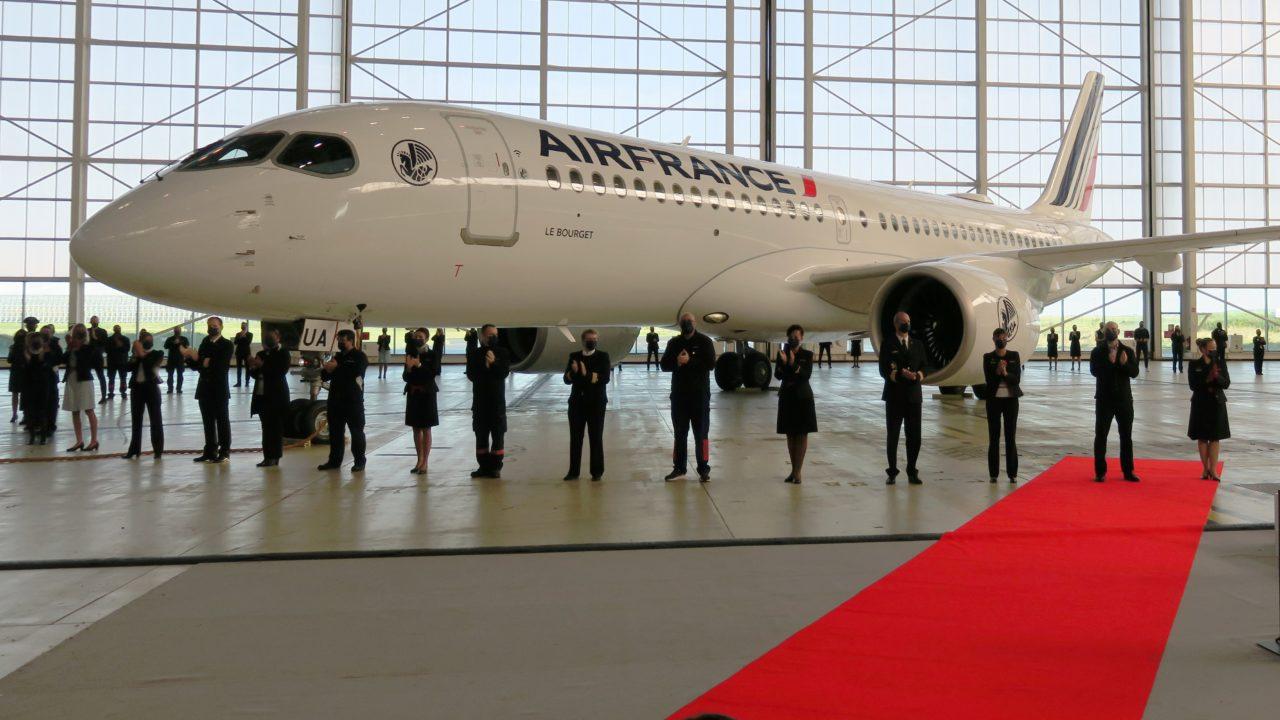 À quoi s'attendre à bord de l'A220 Air France?
